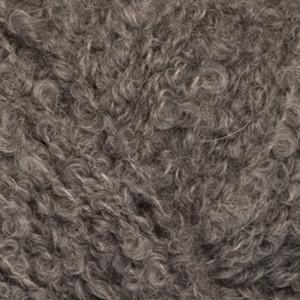 Drops Alpaca Bouclé Yarn Mix 0517 Grey