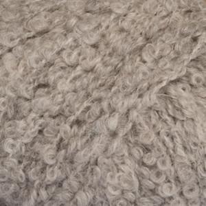 Drops Alpaca Bouclé Yarn Mix 5110 Light Grey