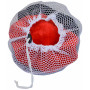 Infinity Hearts Lingerie Wash Bag Big Mesh Fabric 50x70cm - 1 pcs