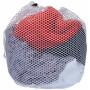 Infinity Hearts Lingerie Wash Bag Big Mesh Fabric 40x50cm - 1 pcs