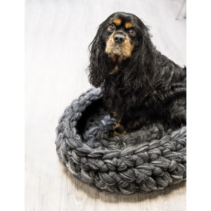 Mayflower Crocheted Dog Basket - Crochet Kit
