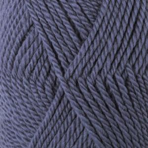 Drops Alaska Yarn Unicolor 57 Denim Blue