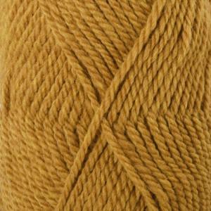 Drops Alaska Yarn Unicolor 58 Mustard