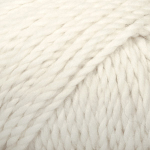 Drops Andes Yarn Unicolor 1101 White