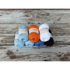 ByGrarup - Mystery CAL Crochet Kit - Boys
