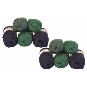 Mayflower Andes Yarn Unicolor 55 Green