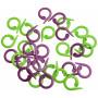 KnitPro Stitch Markers Split - 30 pcs