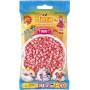 Hama Beads Midi 207-06 Pink - 1000 pcs
