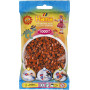 Hama Beads Midi 207-20 Reddish Brown - 1000 pcs