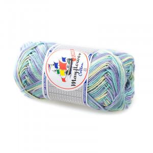 Mayflower Cotton 8/4 Junior Yarn Print 1503 Frost