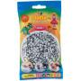Hama Beads Midi 207-70 Light Grey - 1000 pcs