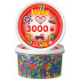 Hama Beads Midi 210-50 Pastel Mix 50 Tub with 3000 pcs