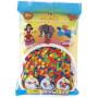 Hama Beads Midi 201-51 Neon Mix 51 - 3000 pcs
