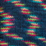 Mayflower 1 Class Yarn Print 3004 Purple/Blue/Yellow