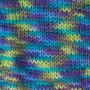 Mayflower 1 Class Yarn Print 3005 Black/Pink/Green