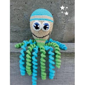 Spruttegruppen Crochet Kit for Octopus