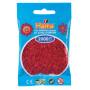 Hama Mini Beads 501-22 Christmas Red - 2000 pcs