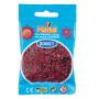 Hama Mini Beads 501-30 Dark Red - 2000 pcs
