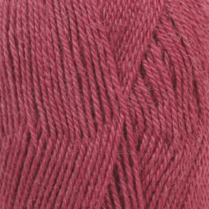 Drops Alpaca Yarn Unicolor 3770 Dark Pink