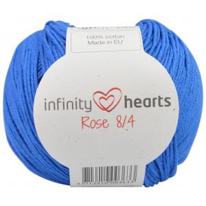 Infinity Hearts Rose 8/4 Yarn Unicolor 101 Midnight Blue