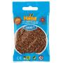 Hama Mini Beads 501-76 Brown - 2000 pcs