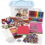 Large Craft Creative Box Summer 34x34x20cm