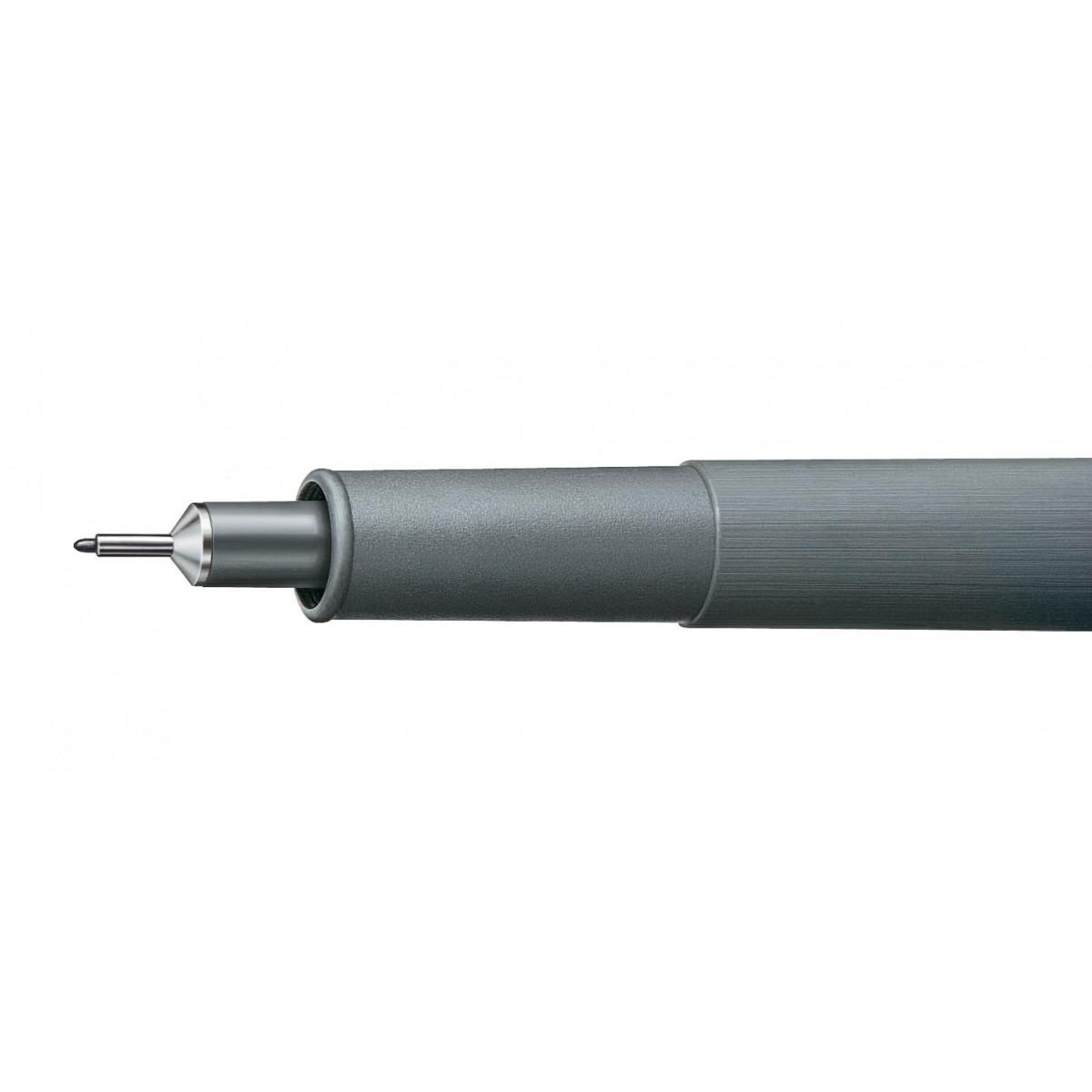 schwarz STAEDTLER Fineliner pigment liner 0,1 mm