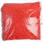 Plastic Pellet for Toys and Dolls Red 500g