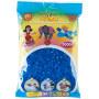 Hama Beads Midi 201-15 Transparent Blue - 3000 pcs