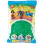 Hama Beads Midi 201-16 Transparent Green - 3000 pcs