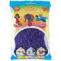Hama Beads Midi 201-24 Transparent Purple - 3000 pcs