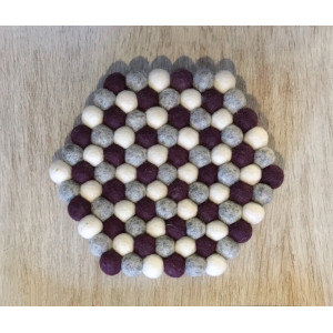 Trivet Felting Kit by Rito Krea