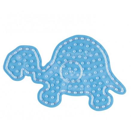 Monkey Shaped Peg Board for Hama Maxi Beads 8211