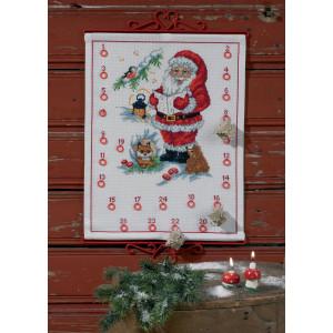 Aida Weihnachtskalender.Mayflower Advent Calendar Crochet 2018 Ritohobby Co Uk