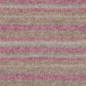 Drops Fabel Yarn Long Print 623 Rose Mist