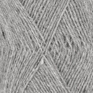Drops Fabel Yarn Unicolor 115 Light Grey