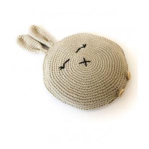Rabbit Heating pad by Winthersdesign - Heating pad Crochet Pattern