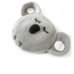 Koala Heating pad by Winthersdesign - Heating pad Crochet Pattern