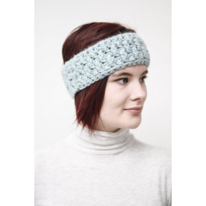 Ripple Stitch headbands by KreaLoui - Headbands Crochet Pattern