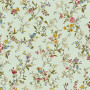 Spring Meadow Cotton Fabric 110cm 490 Flowers - 50cm