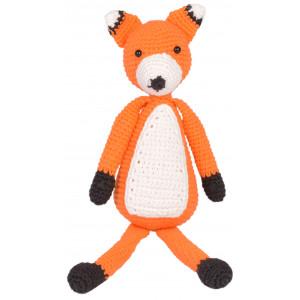Robin Fox of Rito Krea - Teddy Crochet pattern 30cm