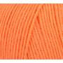 Infinity Hearts Baby Merino Yarn Unicolor 18 Orange