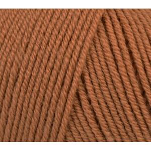 Infinity Hearts Baby Merino Yarn Unicolor 08 Brown
