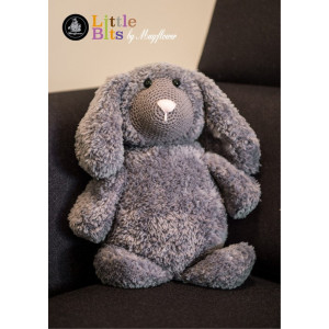Mayflower Little Bits Kalle the Rabit - Crochet Teddy Pattern