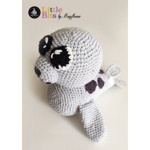 Mayflower Little Bits Søren the Seal - Crochet Teddy Pattern
