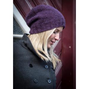 Mayflower Baggy Hat - Hat Knitting Pattern Onesize