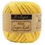 Scheepjes Maxi Sugar Rush Yarn Unicolor 154 Gold