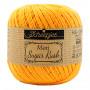 Scheepjes Maxi Sugar Rush Yarn Unicolor 208 Yellow Gold