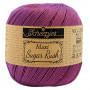 Scheepjes Maxi Sugar Rush Yarn Unicolor 282 Ultra Violet