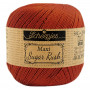 Scheepjes Maxi Sugar Rush Yarn Unicolor 388 Rust